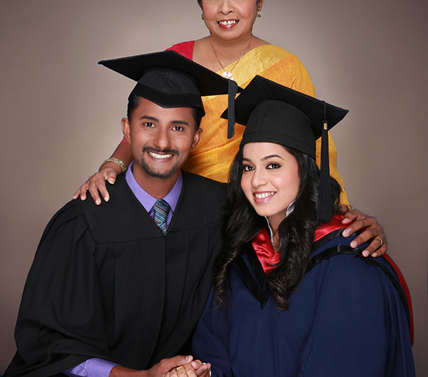 best family convocation photography services