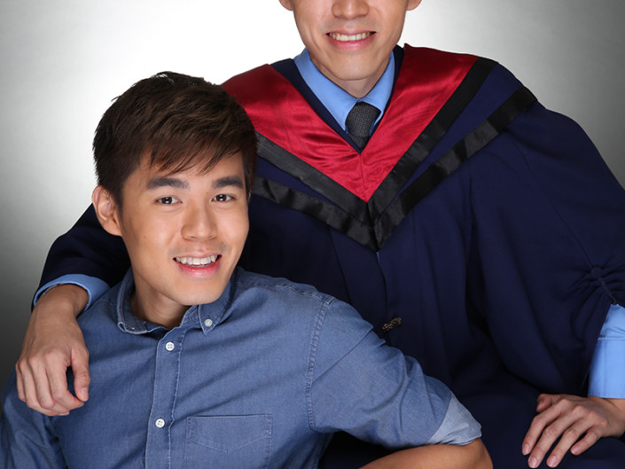 best graduation photography in singapore