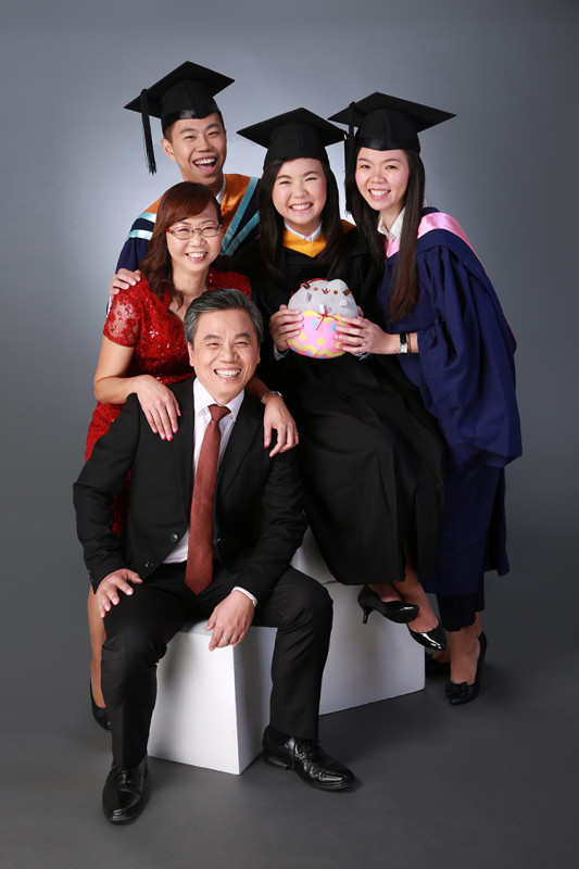 best family graduation photography services
