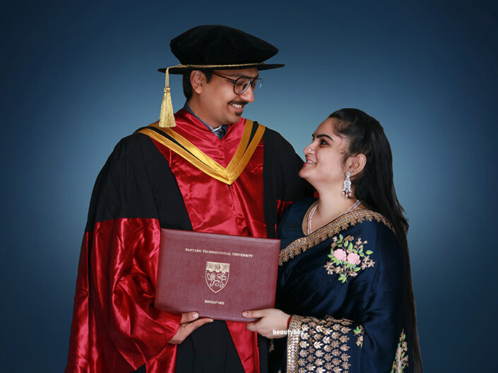 best family convocation photography services in singapore