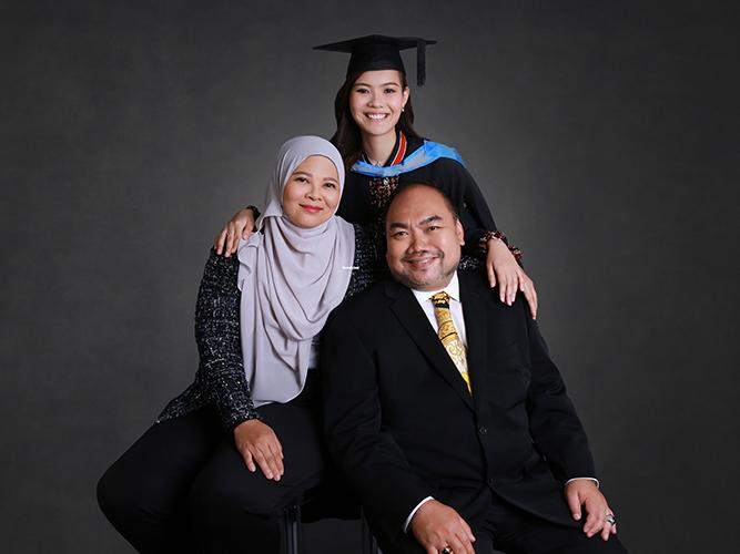 professional family photoshoot