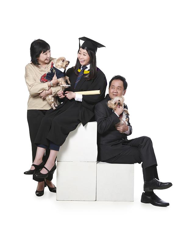 best family graduation