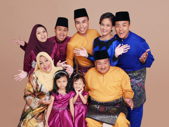 professional family photo studio in singapore