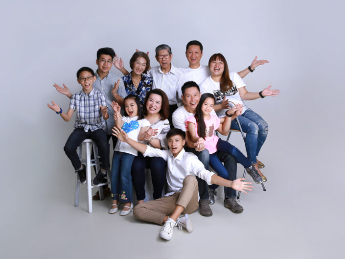 family photoshoot services in singapore