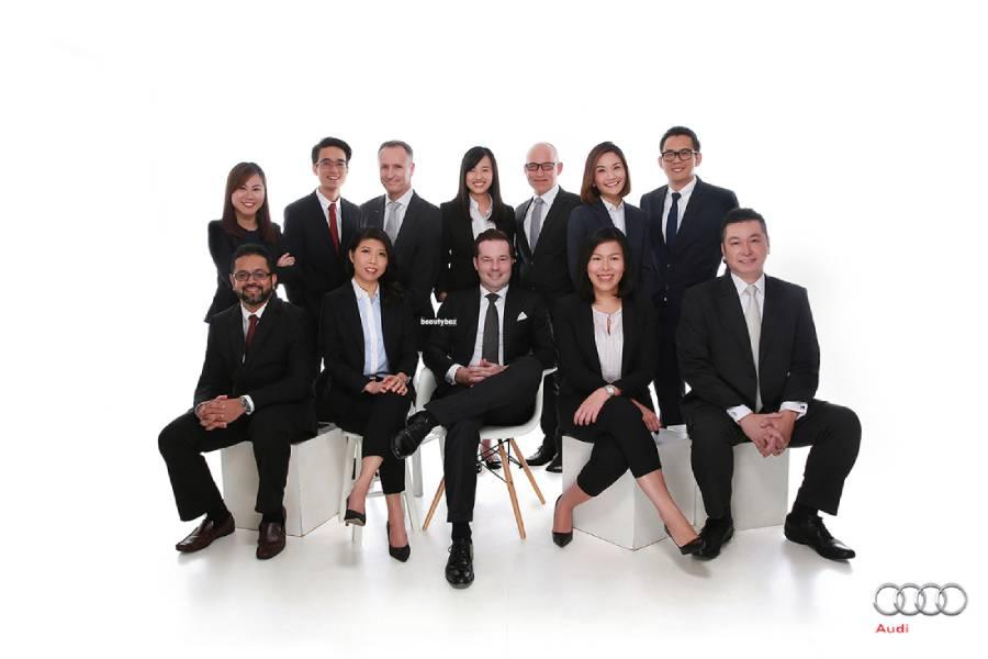 Corporate Photographer Singapore