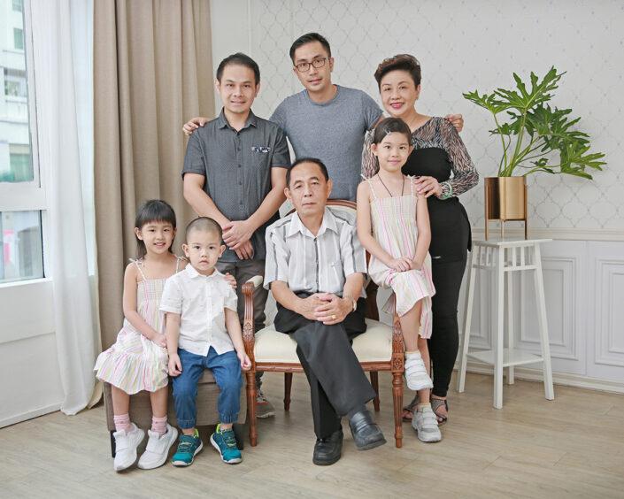 family photo studios in Singapore