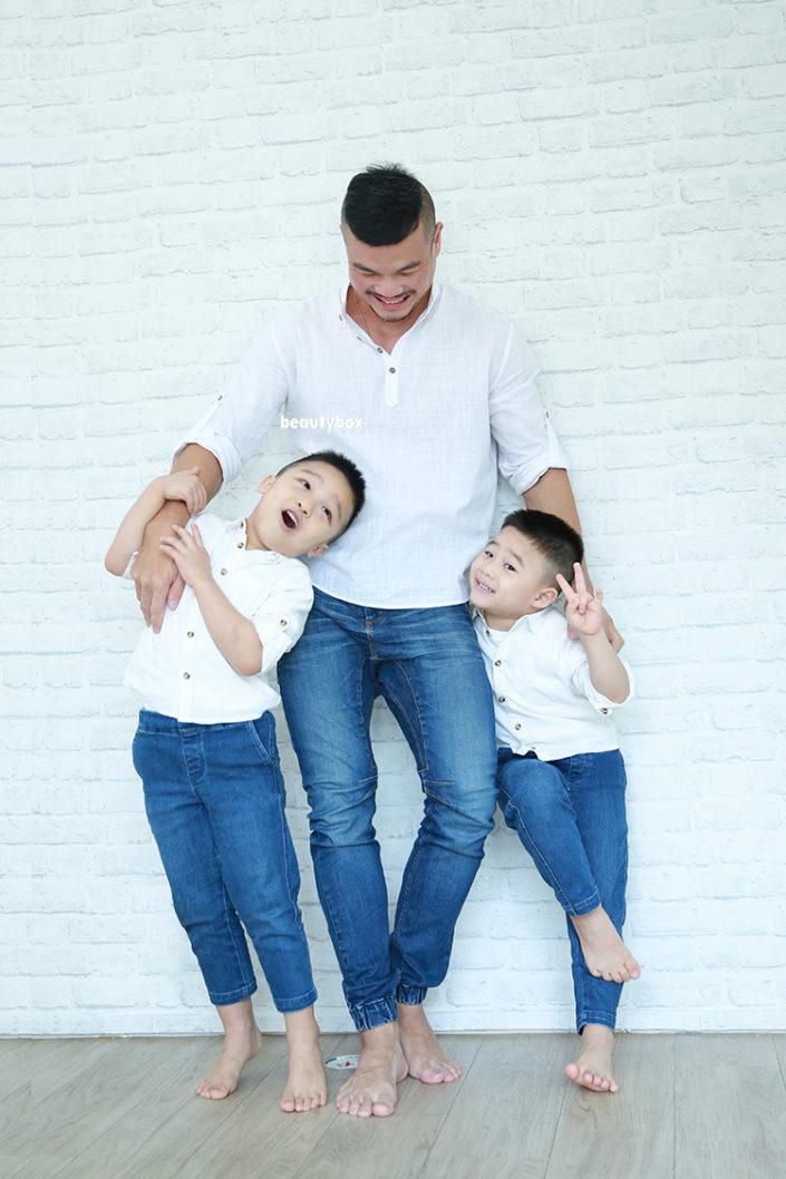 best family photoshoot singapore