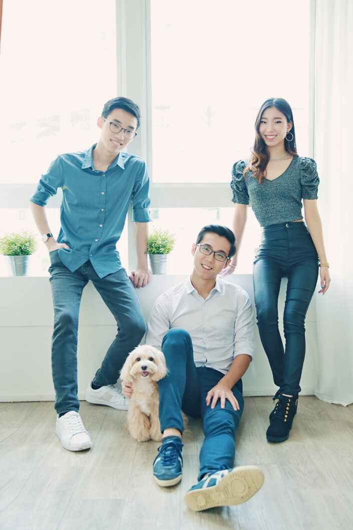 best family photoshoot services in singapore