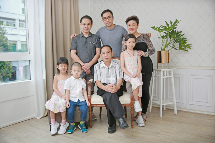 best family photoshoot services singapore